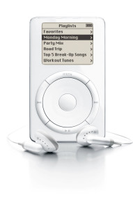 Apple's New ortable Music Player